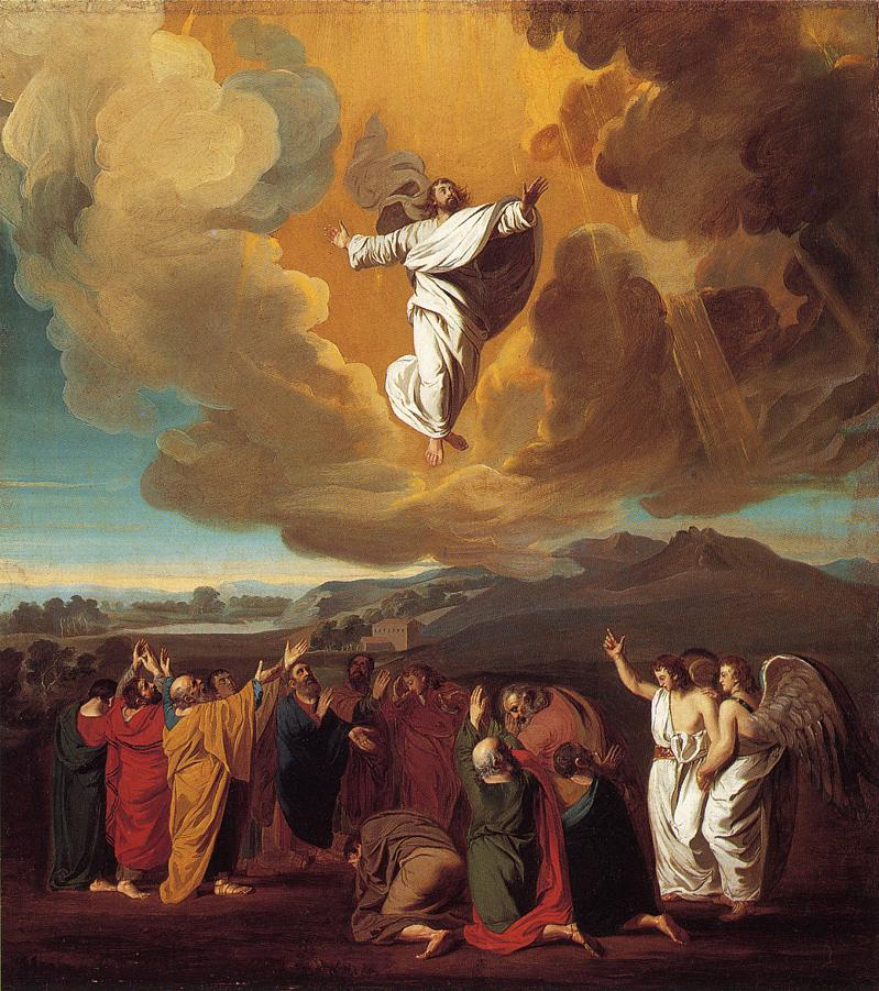 Homily for the Solemnity of the Ascension of Our Lord Jesus Christ