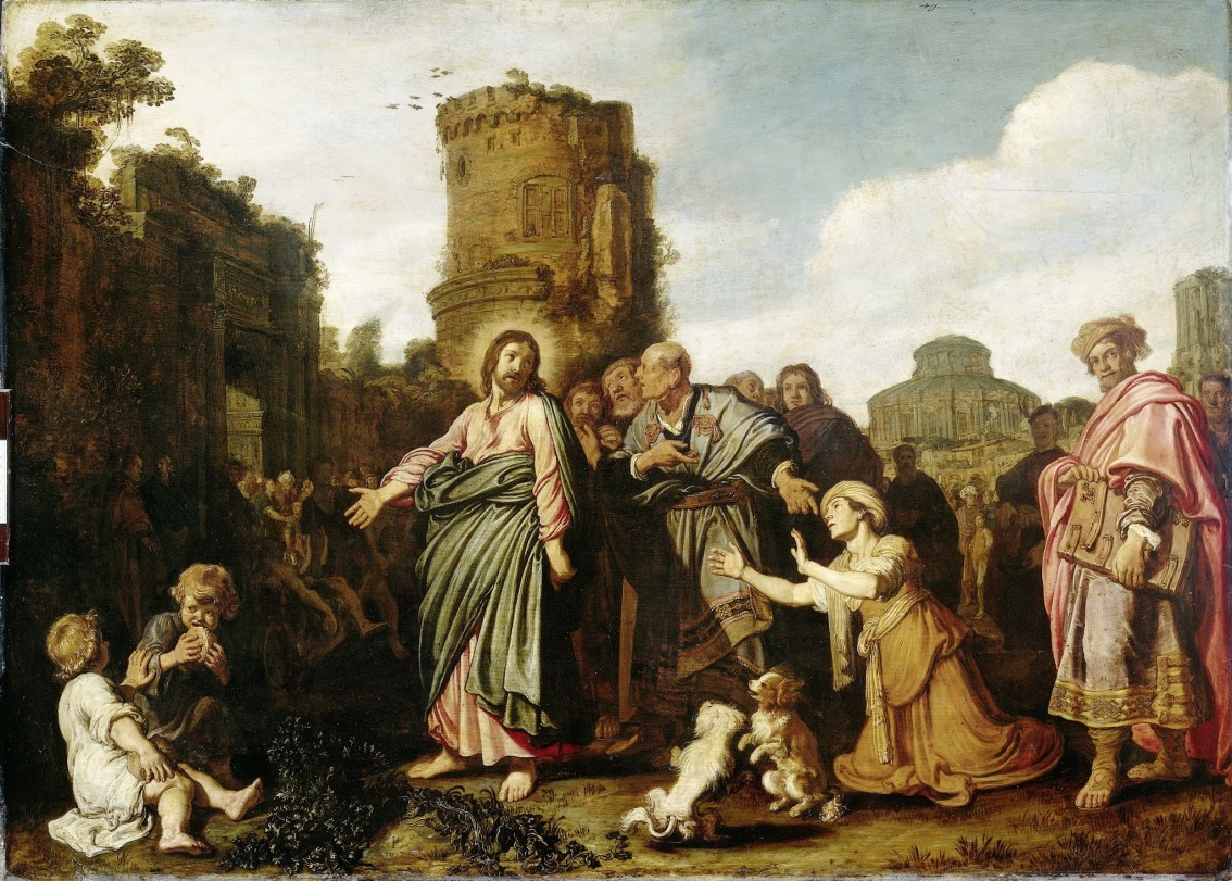 Homily for the Twentieth Sunday in OrdinaryTime