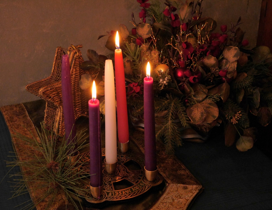 Homily for the Third Sunday ofAdvent