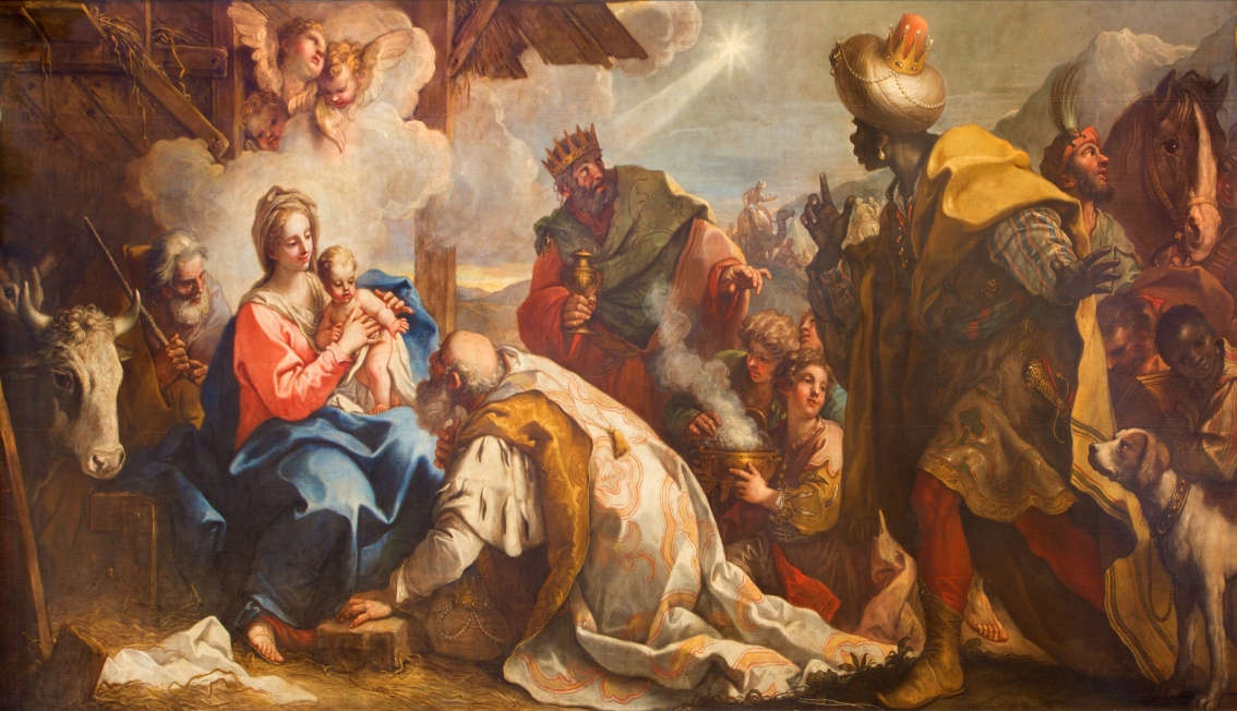 Homily for the Epiphany of the Lord
