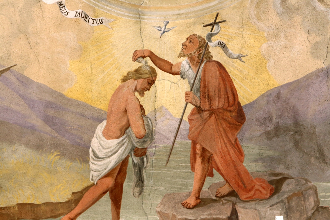 Homily for the Baptism of the Lord