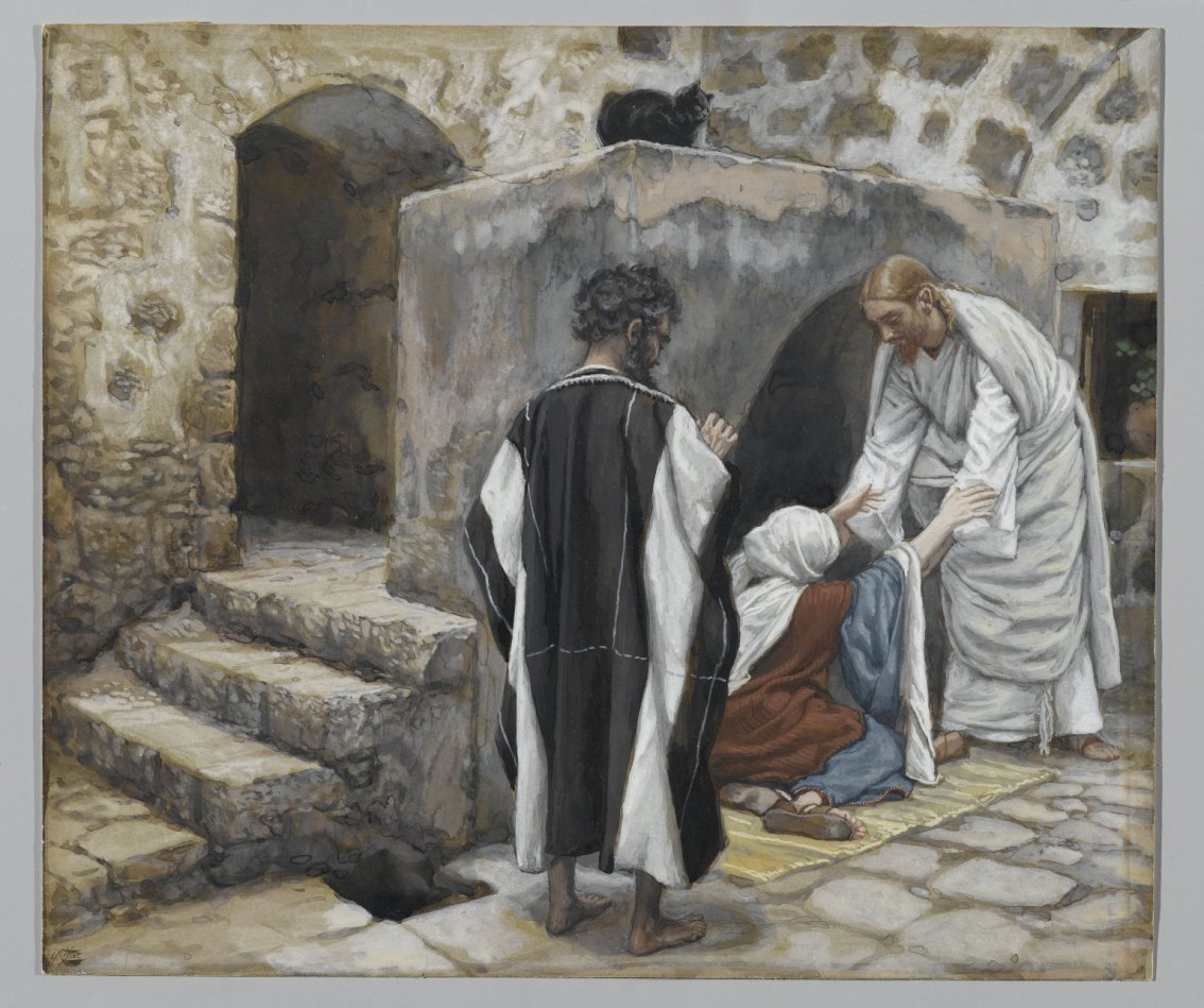 Homily for the Fifth Sunday in OrdinaryTime
