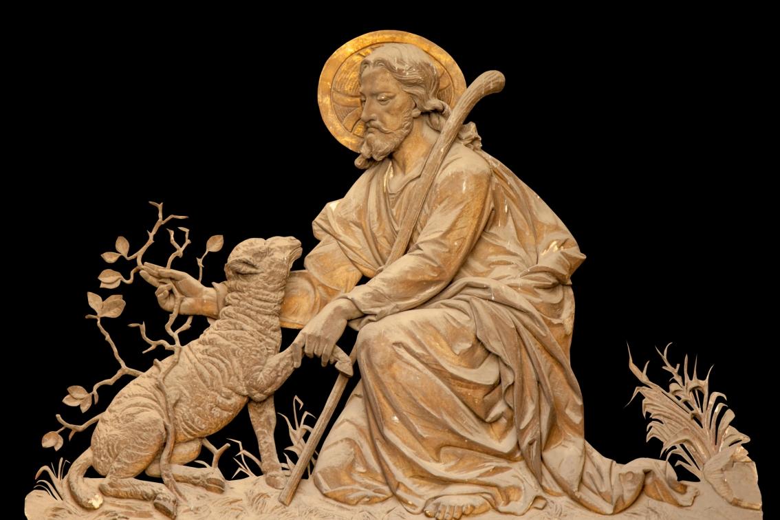Fourth Sunday of Easter: Good ShepherdSunday