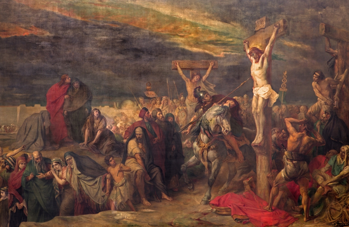 Homily for Good Friday of the Lord's Passion