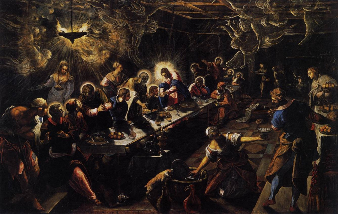 Homily for Holy Thursday, Mass of the Lord's Supper