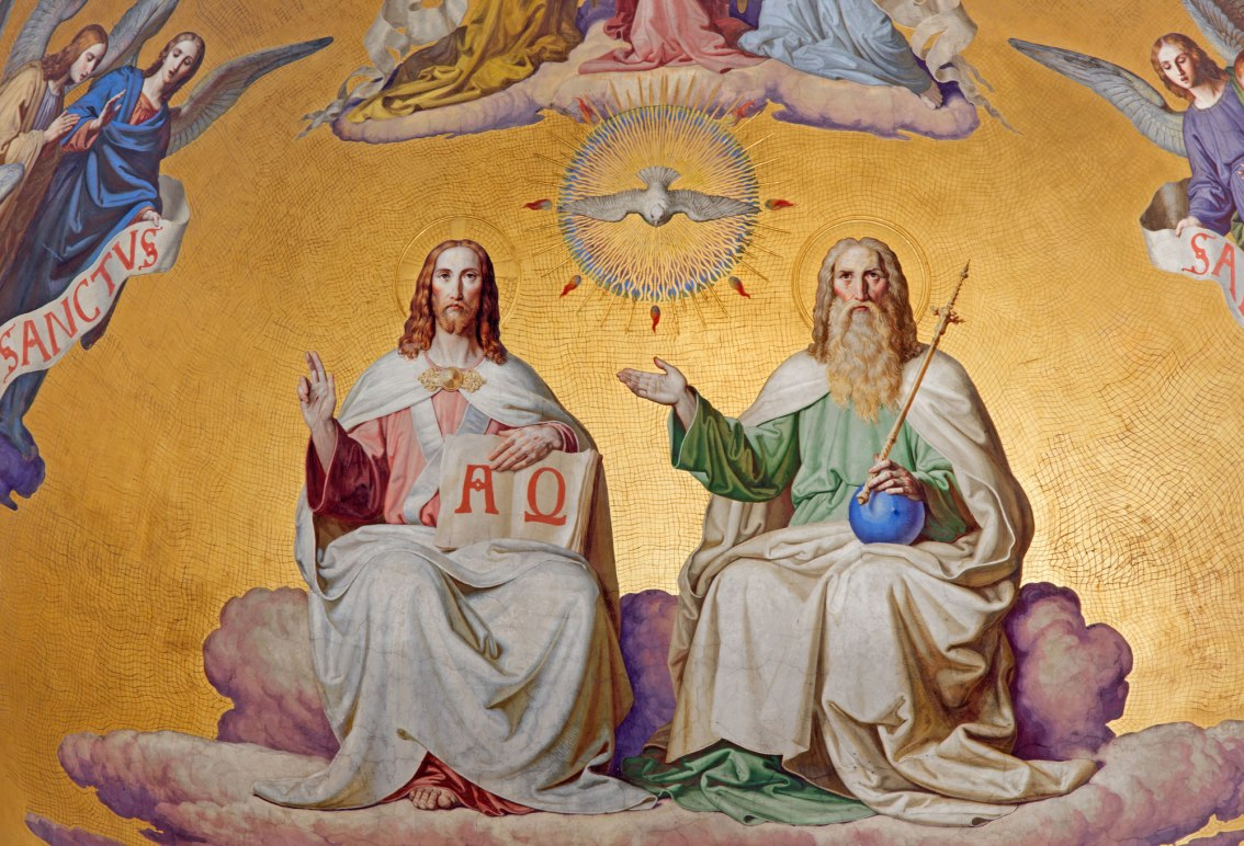 Homily for the Solemnity of the Most HolyTrinity