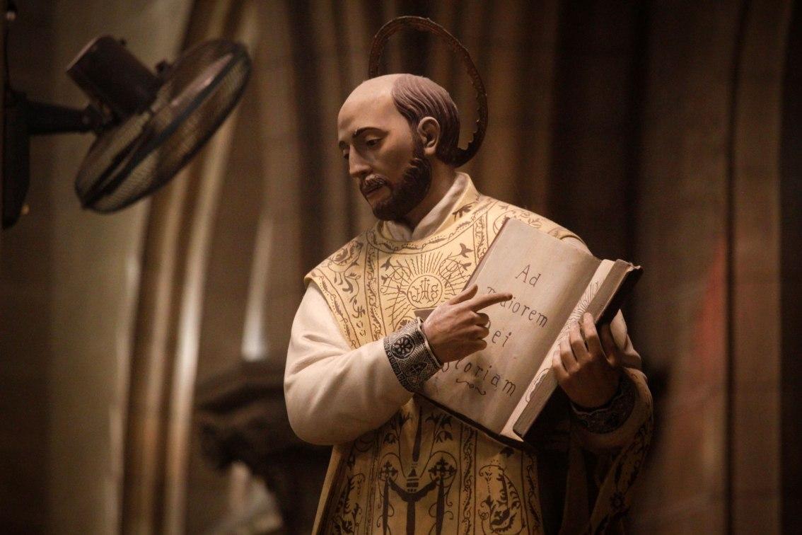 Memorial of Saint Ignatius ofLoyola