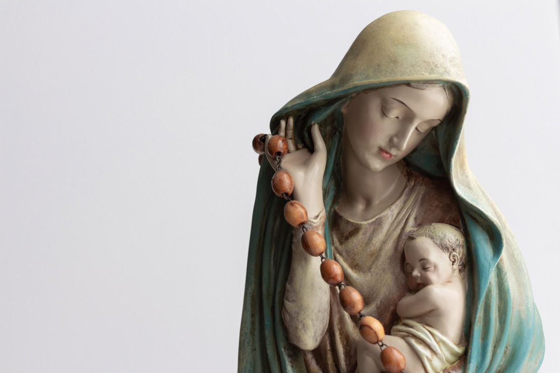 Homily for the Mass for the 100th Anniversary of Our Lady of the Holy RosaryChurch